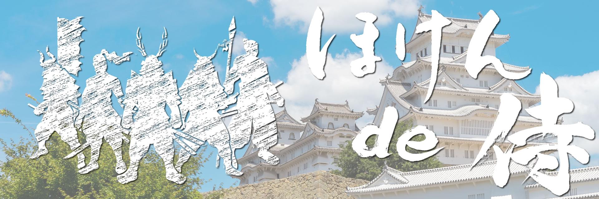 ほけん de 侍(ホケン デ サムライ、ホケン ドゥ サムライ)/損害保険・生命保険のご提案/兵庫県姫路市